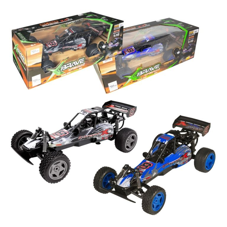 Global Gizmos 1:10 RC High Speed Off Roader - 2.4ghz